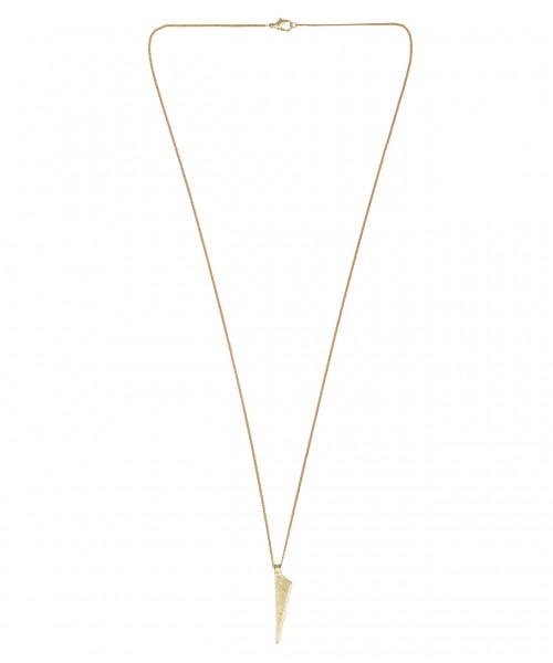 Zarte-goldfarbene-Halskette-von-Just-Female