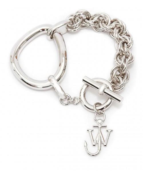 stylealbum-jw-anderson-bracelet-oversized-silver